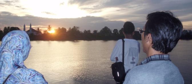 Ditepian Sungai Musi, Sekayu