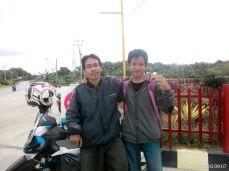 otm dari Rimbo Bujang, Tebo, Jambi ke Sekayu, Musi Banyuasin, Sumatera Selatan