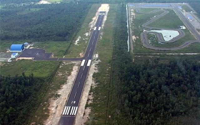 Lapangan Terbang Sekayu dan Sirkuit Sekayu