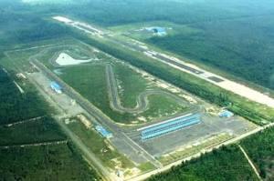 Lapangan terbang Sekayu dan Circuit Sky Land Sekayu