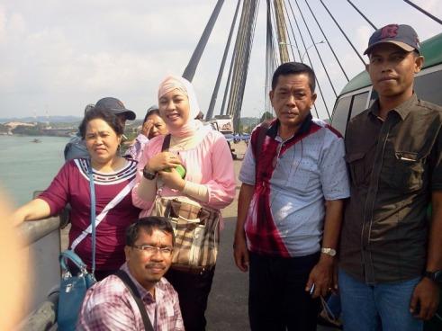 Jembatan Barelang Batam Kepri (doc. LK)