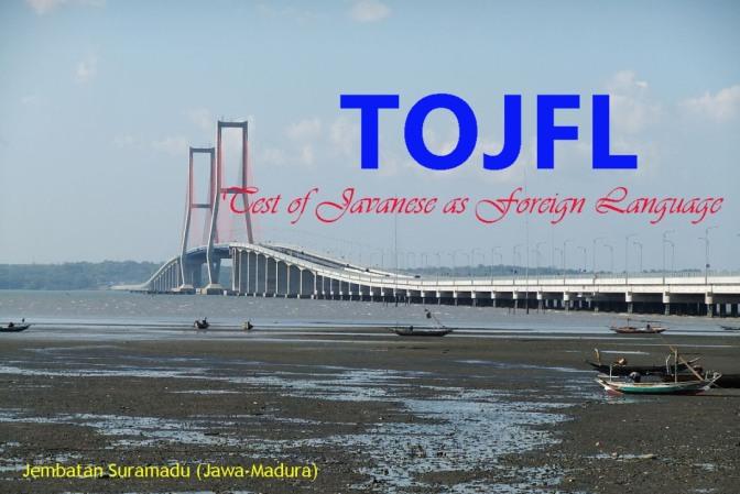 Ujian TOJFL Bahasa Jawa