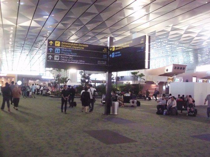 Daftar Bandar Udara Internasional dan Domestik di Indonesia