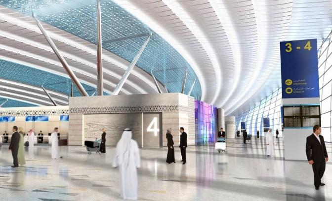 Mobil Kerajaan Saudi itu Menjemputnya dari Bandara King Abdul Aziz