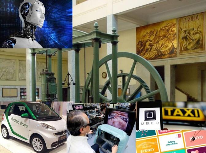 Era Disrupsi, Revolusi Industri IV, Exponential Era