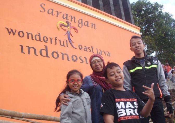 Tour Bermotor Telaga Sarangan Magetan Jawa Timur