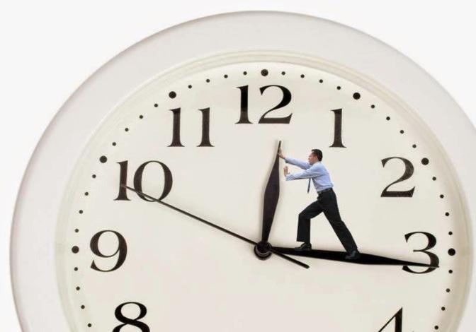Jaga Sehat dengan Waktu yang Tepat