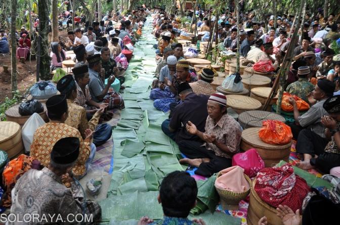 Tradisi Nyadran di Kalangan Orang Jawa