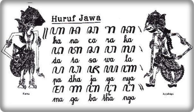 Ternyata Bahasa Jawa Lebih Mudah dari Bahasa Inggris