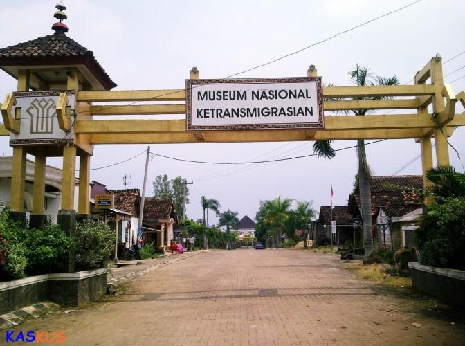 Trans Lintas Satker di Lampung