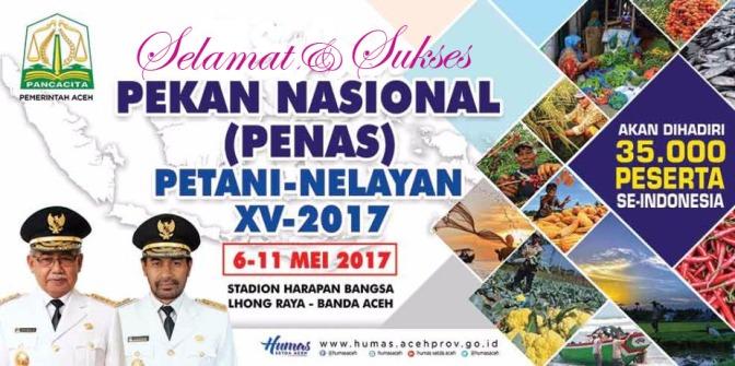 Duta Petani PATRI pada Penas Petani Nelayan XV Banda Aceh