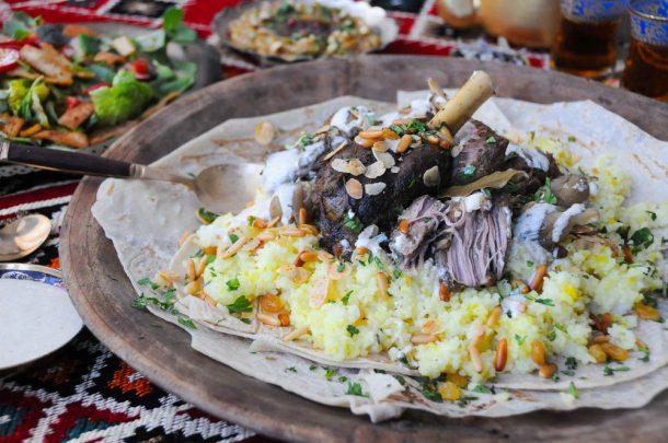 Lamp-manfas-menu-buka-puasa-dari-jordania
