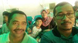Silaturahmi di Palembang, Keluarga Pematang OKI, Sekayu Muba, Klaten Jateng