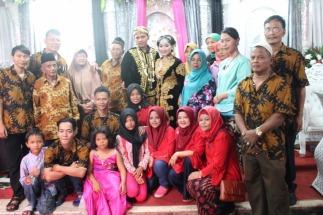 Pernikahan Saudara dari KissParry di Jakarta