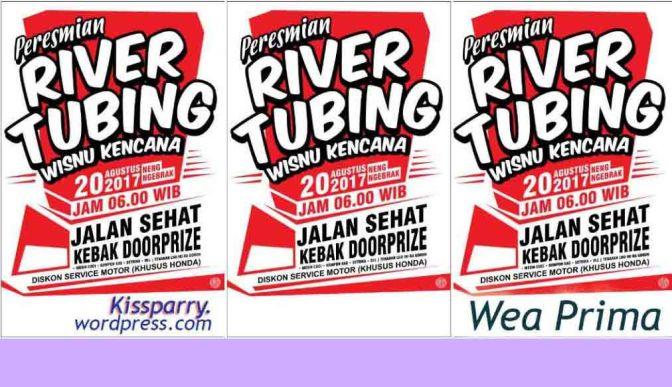 Rekreasi River Tubing Wisnu Kencana Boyolali, Dibuka 20 Agustus