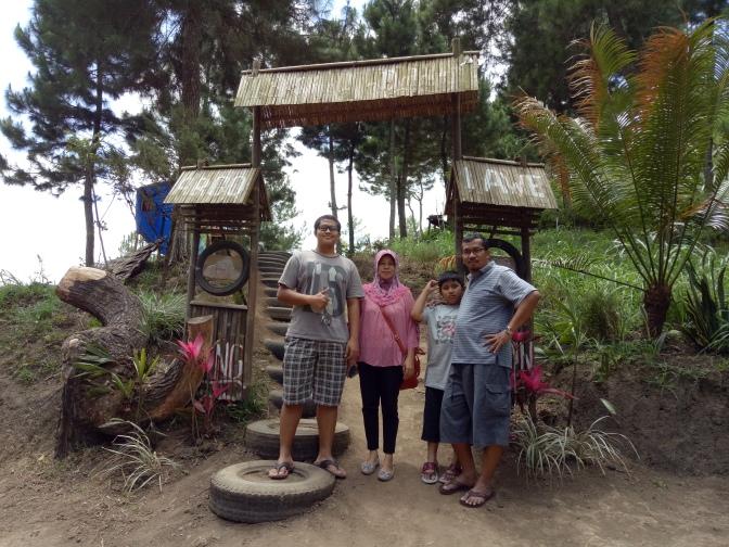 Argo Lawe Trenggalek Jawa Timur, Negeri Diatas Awan