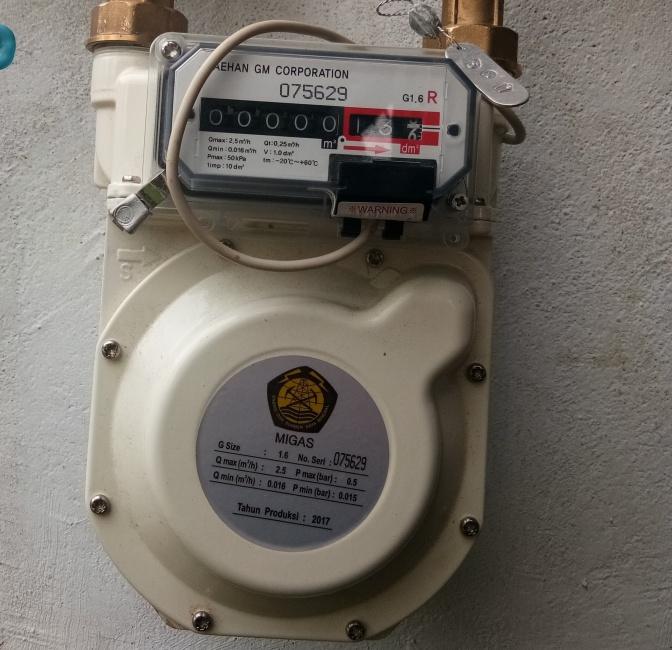 Gas Kota untuk Rumah Tangga Masuk Sekayu