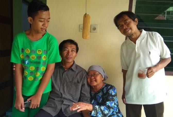 Kunjungan dari Bengkulu di KissParry Semarang