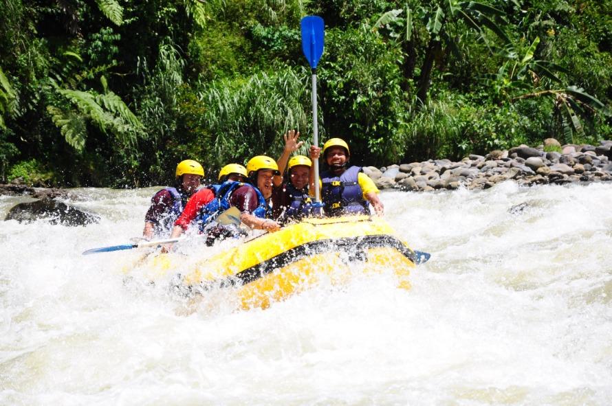 Rafting Serayu 20180210