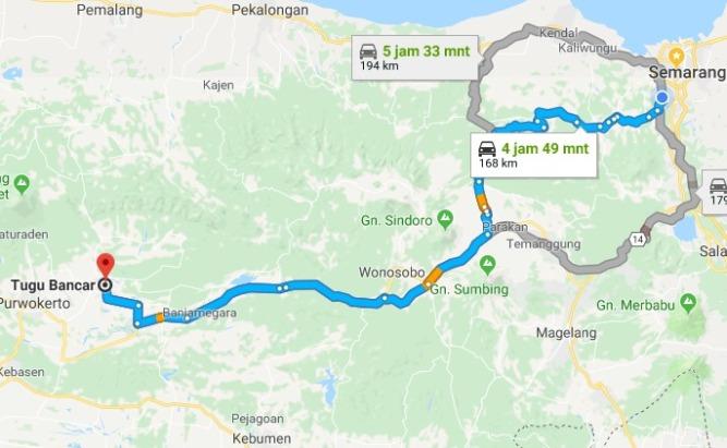 Rute ke Purbalingga 2018-02-19 at 14.33.05