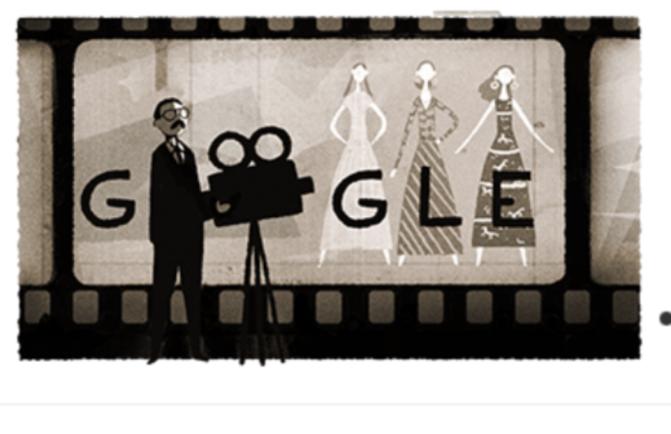 Ultah ke-97 Usmar Ismail Dirayakan Google Doodle