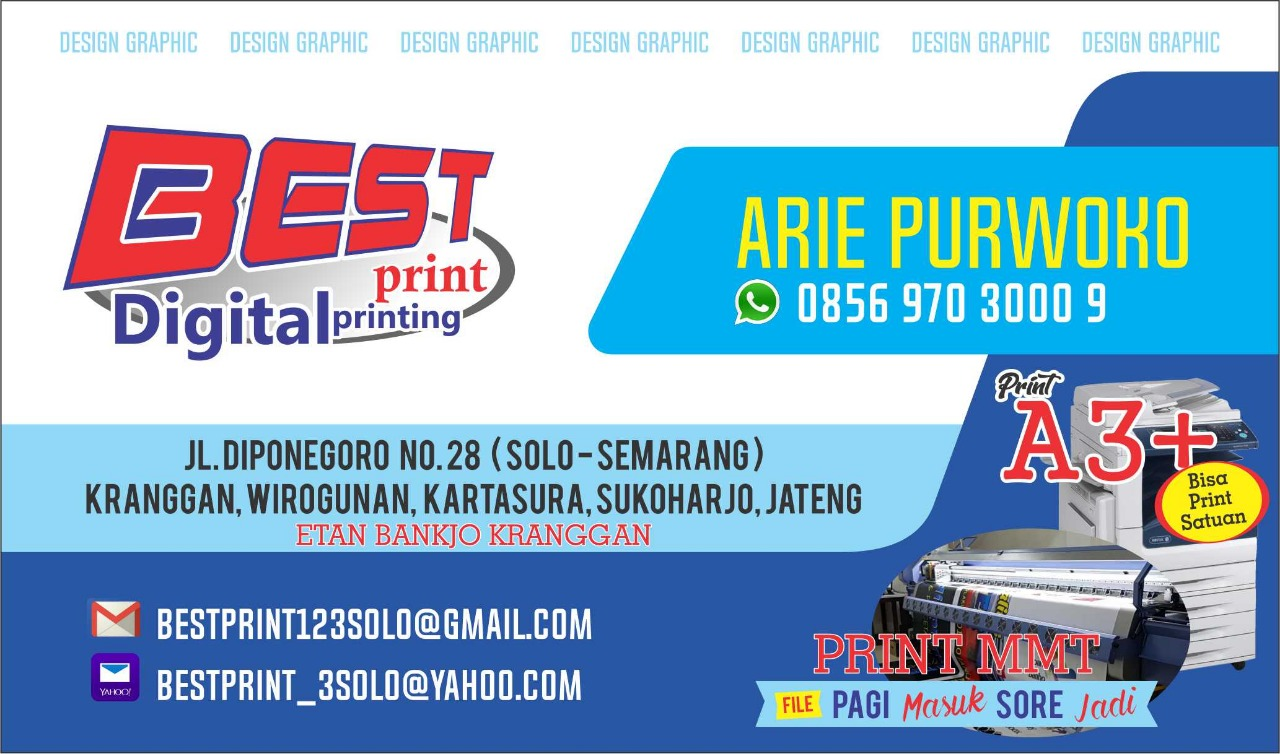 Best Print Digital Printing
