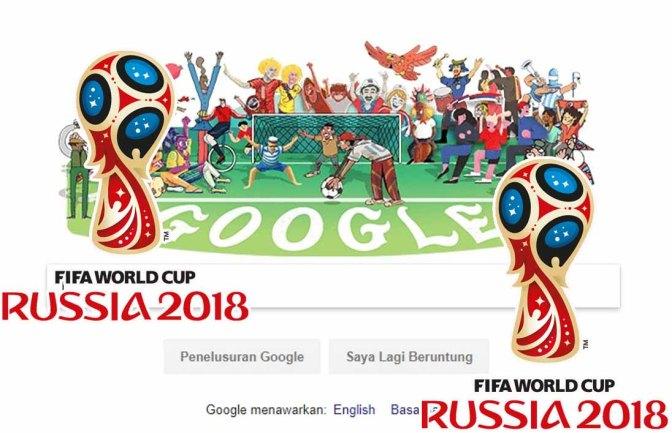 Piala Dunia Sepak Bola 2018 Dimulai, Umat Muslim Dunia Bersiap Merayakan Idul Fitri