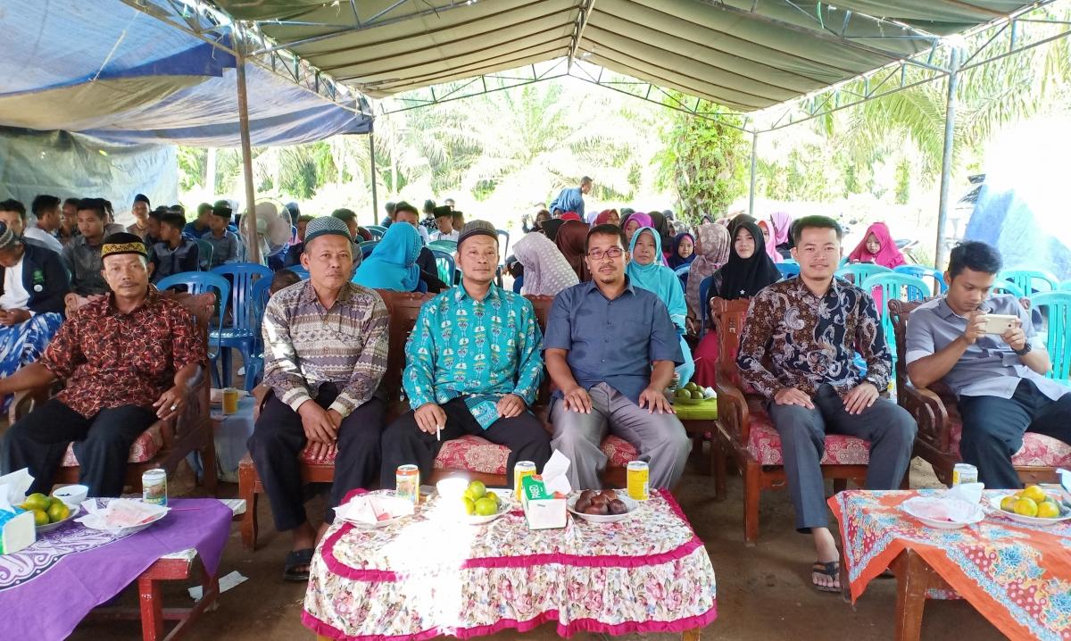 SDN Sumber Jaya, Air Tenggulang Mengadakan Reuni dan Halal bi Halal 2018