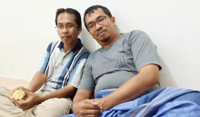 Silaturahmi dan Halal Bihalal Kissparry di Tenggulang Baru