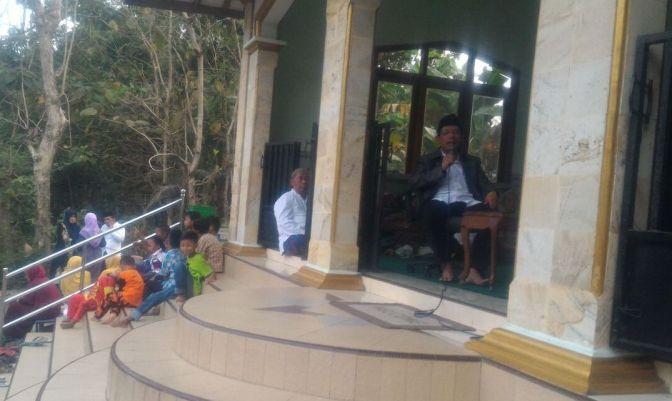 Tema Anakmu Investasi Akhiratmu, Sukses Digelar di Masjid Makmuriyah Boyolali