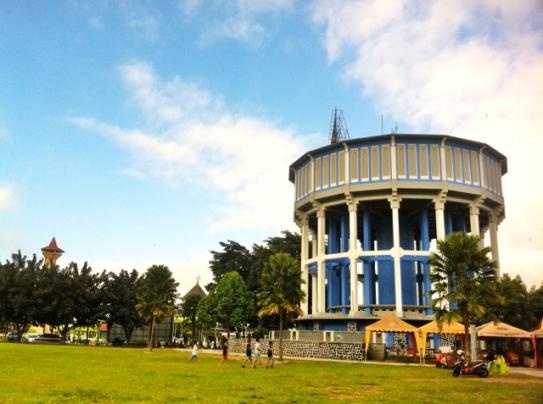 Menara-air-atau-watertoren-Magelang-selesai-dibangun-1920