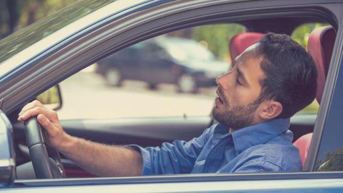 Mudik Lebaran, Ingat Microsleep dapat Mengakibatkan Kecelakaan