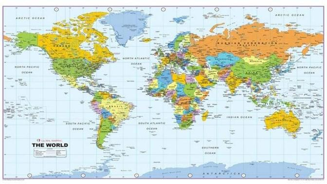Puasa Terpanjang dan Terpendek, di Dunia 2018