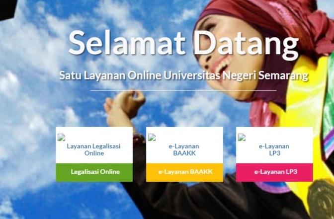 Legalisasi Online UNNES Sangat Membantu, Terlebih yang Domisili di Luar Jawa Tengah