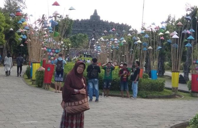 Candi Borobudur dan Kampung Salak Tujuan Utama Sehari di Jogjakarta Magelang