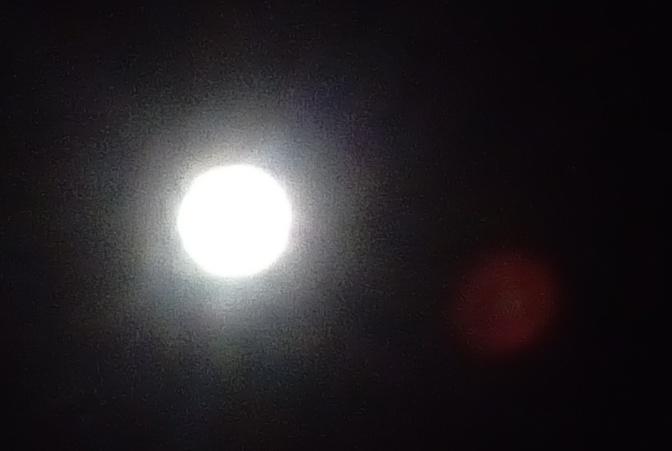 Mengabadikan Gerhana Bulan Total Blood Moon 28 Juli 2018, Terlama di Abad 21