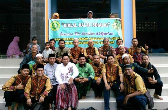 Rihlah Halal Bihalal Batko TPQ Candisari ke Ponpes Balekambang Jepara