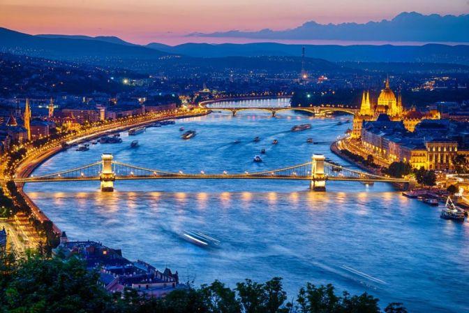Sungai Terpanjang di Dunia dan Wilayah yang Dilalui