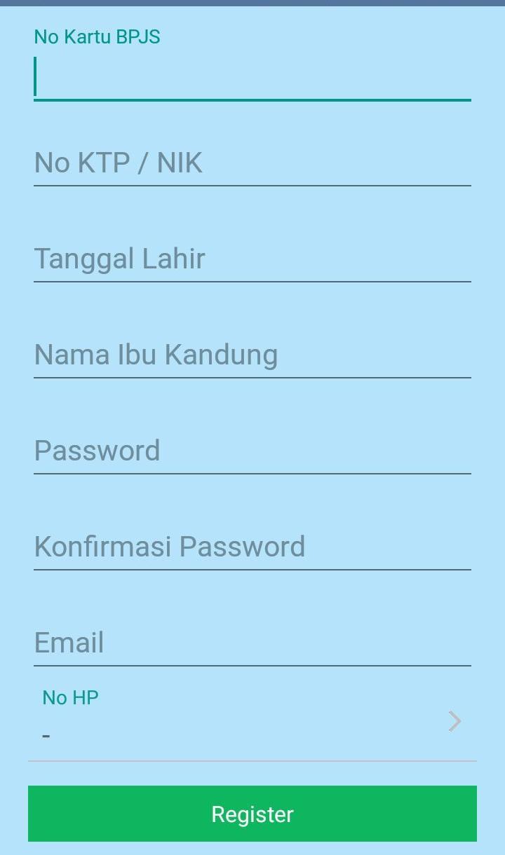 jkn awal pengguna register