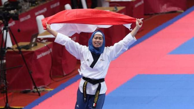 Perolehan Medali (Indonesia) Terkini dan Peringkatnya Asean Games 2018
