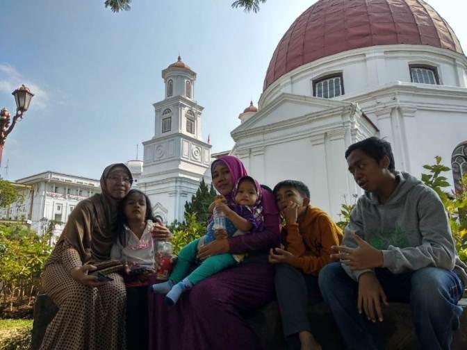 Berwisata di Semarang Kota Lama yang Modern, Kini