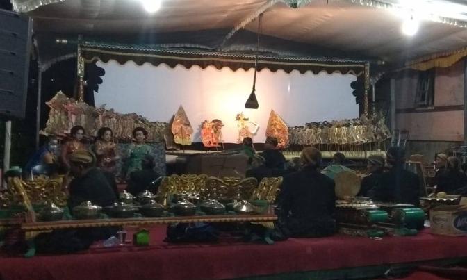 Pagelaran Wayang Kulit, Lakon Bimo Suci, Perjalanan Batin Orang Jawa