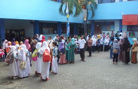 Suasana_UB_TPQ Kota Semarang 2018 Rayon IV SMP Muh 3