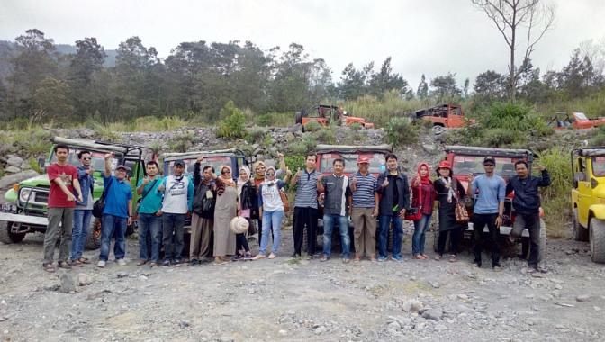 Lava Tour Lereng Gunung Merapi Sleman Jogja dan Malioboro dalam Sehari