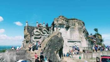 Wisata Tebing Breksi Prambanan Wisata Geologi Breksi Tuf Candi Ijo Yogyakarta Kissparry
