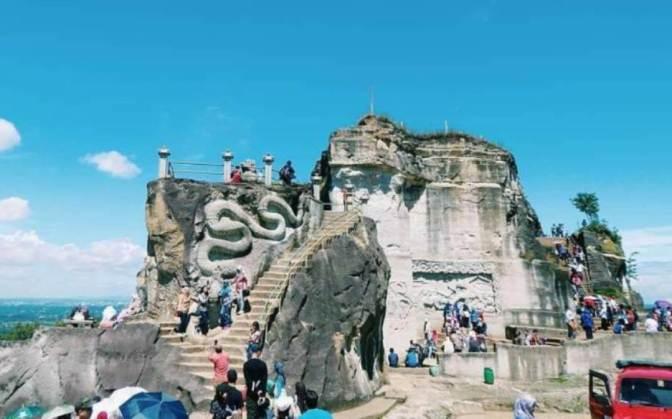 Skedul Jadwal 2019 Perjalanan Wisata Breksi, Brecici, Dowa Jogjakarta