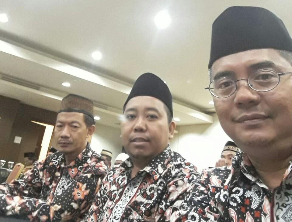 Muh. Zamroni Akan Dikukuhkan sebagai Ketua Badko TPQ Kec Candisari Kota Semarang Antar Waktu 2019 – 2023, Hari Ini