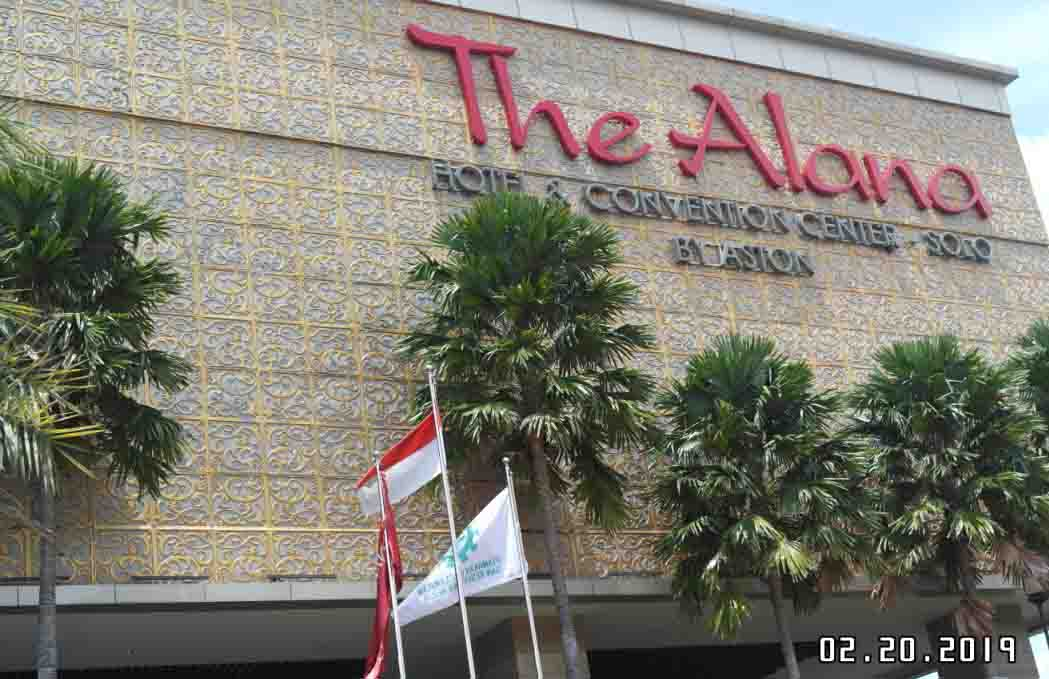 Semalam di The Alana Hotel by Aston Colomadu Solo