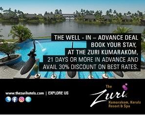 Zuri Komarakom Hotel India