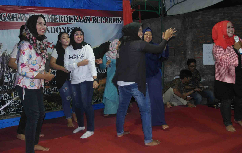 Kerinduan Hiburan Ringan Karaoke di Kampung Genuksari Atas di Malam Tujuhbelasan
